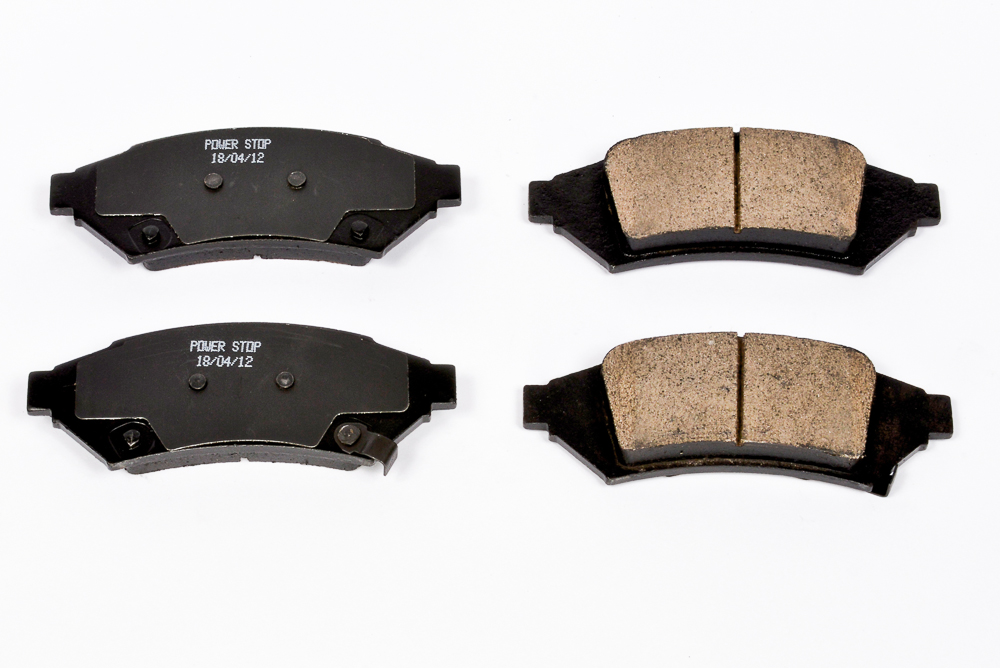 Z16 Ceramic Brake Pad 16-008 Power Stop