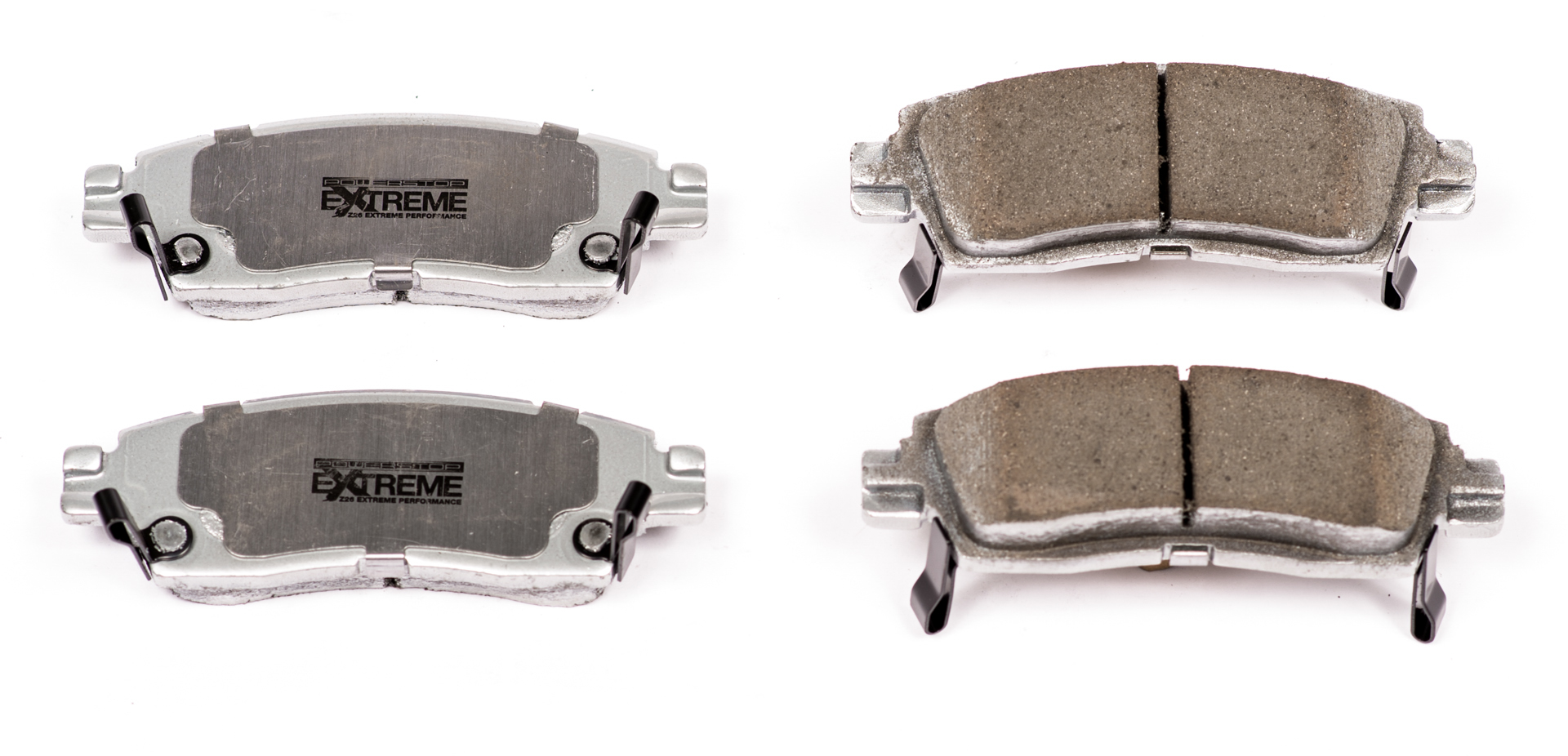 Power Stop Z26-154 Extreme Performance New Formulation Brake Pad