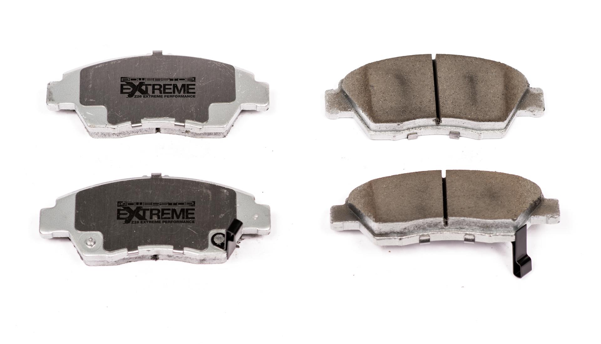 Power Stop Z26-918 Extreme Performance New Formulation Brake Pad